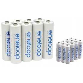 Eneloop - Baterii Reincarcabile Panasonic Eneloop AAA R3 - Format AAA - ON1191-40x www.NedRo.ro