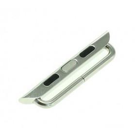 Apple Watch Bracelet holder, Spring Bar silver