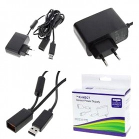 NedRo - Power Adapter for XBOX 360 Kinect Sensor YGX572 - Xbox 360 cables & batteries - YGX572 www.NedRo.us