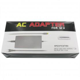 Unbranded - AC Charger for Nintendo Wii U Console (EU Plug) - Nintendo Wii U - YGN910 www.NedRo.us