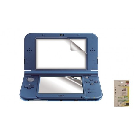 NedRo, HORI Display Folie voor Nintendo DS, Nintendo DS, YGN323, EtronixCenter.com