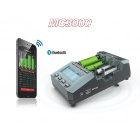 POWEREX - SkyRC MC3000 lader - Batterijladers - MC3000-C www.NedRo.nl