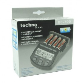Techno Line - Charger BC-700 - Battery chargers - BC-700-C www.NedRo.us