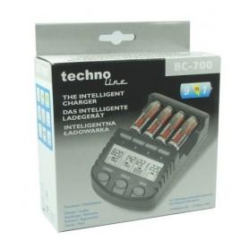 Techno Line - Technoline BC 700 - Batterijladers - BC-700-C www.NedRo.nl
