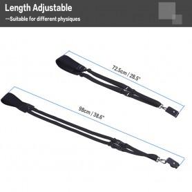 Oem - Andoer rapid quick release soft camera shoulder sling neck strap - Photo-video accessories - AL628