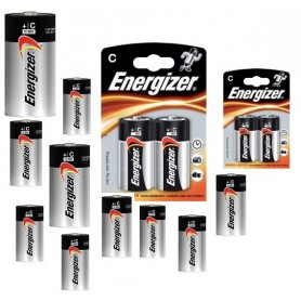 Energizer - Energizer Classic LR14/C/Baby/R14/MN 1400/AM-2/E93 - C D 4.5V XL formaat - BL105-15x www.NedRo.nl