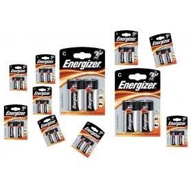 Energizer - Energizer Classic LR14/C/Baby/R14/MN 1400/AM-2/E93 - Size C D 4.5V XL - BL105-50x www.NedRo.us