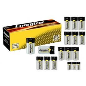 Energizer - Energizer Industrial LR14 C alkaline battery - Size C D 4.5V XL - BL106-50x www.NedRo.us