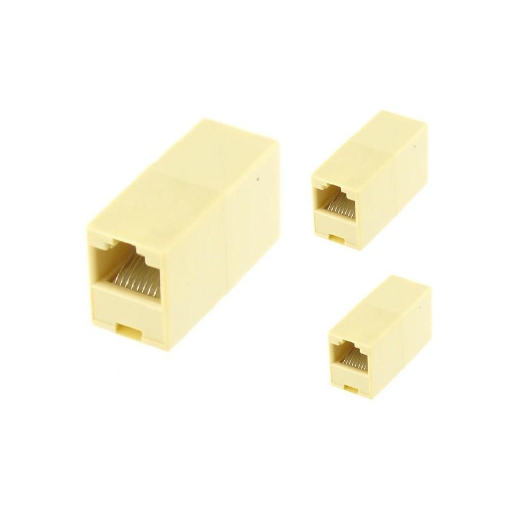NedRo - 3 x Adaptor RJ45 1:1 - Adaptoare retea - 5051 www.NedRo.ro