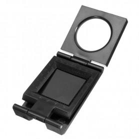NedRo, Kunststof opvouwbaar dradenteller opzetloep 10X zoom, Loepen en Microscopen, AL630, EtronixCenter.com