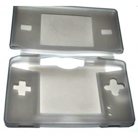 De Nintendo DS Lite Siliconen Beschermhoesje Smoke