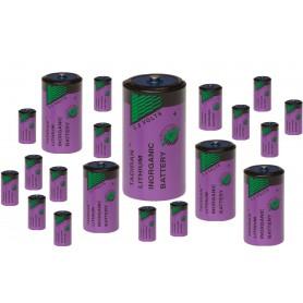Tadiran - Tadiran SL-770 / SL-2770 / C lithium battery 3.6V - Size C D 4.5V XL - NK183-20x www.NedRo.us