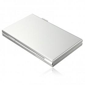 NedRo - 13 in 1 Geheugenkaart Opbergdoos Organizer (micro) SD MMC TF - SD en USB Memory - AL645 www.NedRo.nl