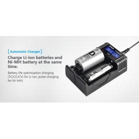 XTAR - XTAR ROCKET SV2 incarcator baterii - Încărcătoare de baterii - NK193 www.NedRo.ro