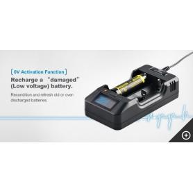 XTAR, XTAR VP2 incarcator baterii, Încărcătoare de baterii, NK199, EtronixCenter.com