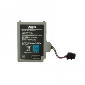 Wii U Gamepad battery 3.7V 1500mAh5.6Wh