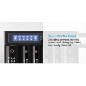 XTAR, Xtar Queen ANT MC6 Li-ion incarcator baterii USB, Încărcătoare de baterii, NK200, EtronixCenter.com