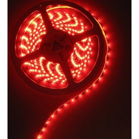 NedRo - Red 12V LED Strip 60LED IP20 SMD3528 - LED Strips - AL025 www.NedRo.us