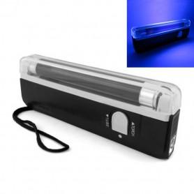 NedRo, Mini 16cm UV Blacklight met Zaklamp, Zaklampen, AL751, EtronixCenter.com