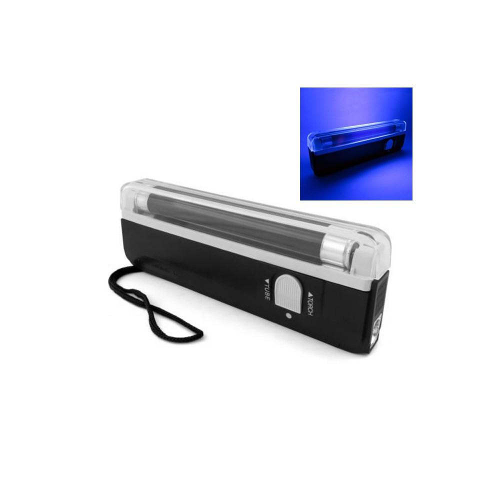NedRo - Mini 16cm UV Blacklight with Flashlight - Flashlights - AL751 www.NedRo.de