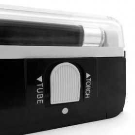 NedRo - Mini 16cm UV Blacklight met Zaklamp - Zaklampen - AL751 www.NedRo.nl