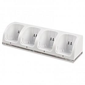 NedRo - USB Oplaadstation met 4 accu's voor Wii controllers - Nintendo Wii - AL753-CB www.NedRo.nl