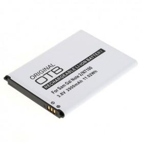 OTB - Batterij voor Samsung Galaxy Note II N7100 - Samsung telefoonaccu's - ON592-C www.NedRo.nl