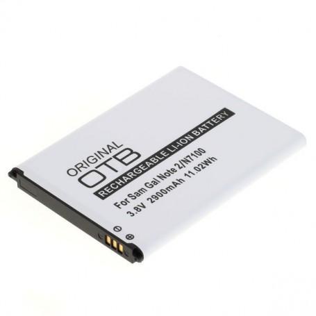 OTB, Batterij voor Samsung Galaxy Note II N7100, Samsung telefoonaccu's, ON592, EtronixCenter.com