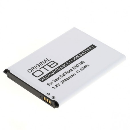 OTB - Battery for Samsung Galaxy Note II N7100 - Samsung phone batteries - ON592