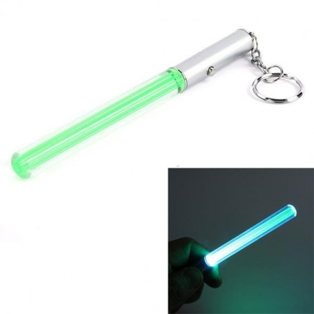 NedRo, Mini LED LightSaber keychain, Flashlights, LED06041-CB