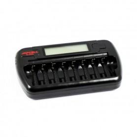 Technoline BC1000 lader (met 4 AA batterijen)