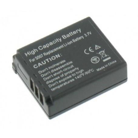 unbranded, Panasonic for CGA-S007 Battery V103, Panasonic photo-video batteries, GX-V103