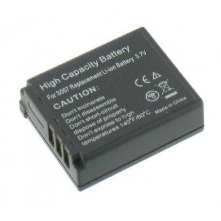 NedRo, Accu voor Panasonic CGA-S007 V103, Panasonic foto-video batterijen, V103, EtronixCenter.com