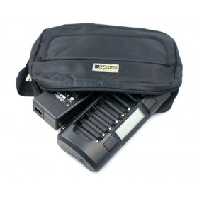 POWEREX - POWEREX MH-C9000 carrying bag - Battery charger accessories - NK207-C www.NedRo.us