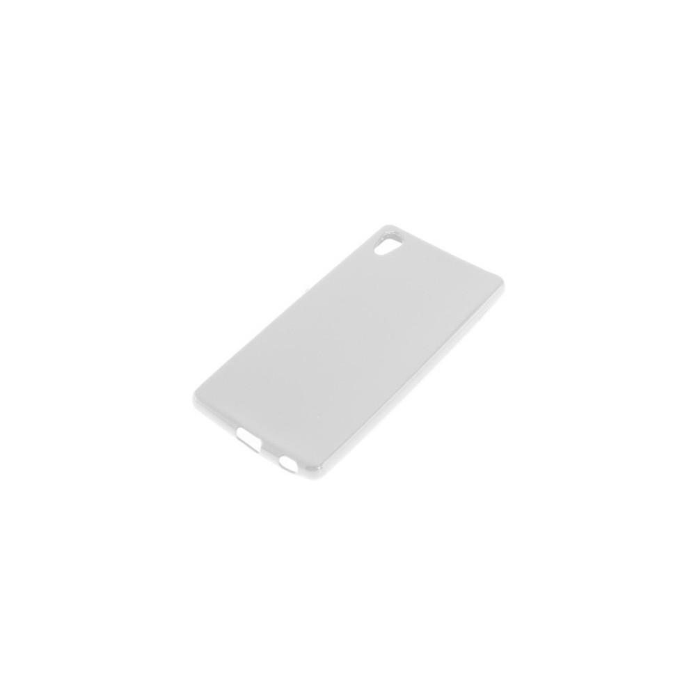 NedRo - TPU Case voor Sony Xperia Z3+ transparent ON1908 - Sony - Ericsson telefoonhoesjes - ON1908 www.NedRo.nl