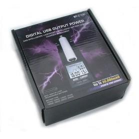Opus - Opus BT-C100 Digitale USB-oplader - Batterijladers - BTC100-C www.NedRo.nl