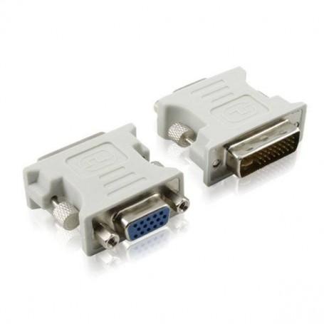 NedRo - Adaptor / Convertor DVI tata - VGA mama 24+5 YPC230 - DVI si DisplayPort adaptoare - YPC230 www.NedRo.ro
