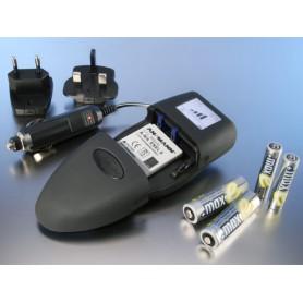 Ansmann, Digicharger Vario PRO încărcător de baterii, Încărcătoare de baterii, NK208, EtronixCenter.com