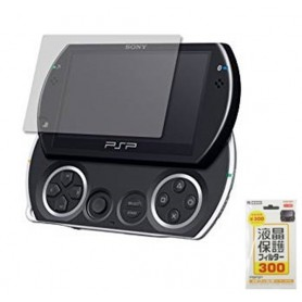 HORI, Folie Protectie display PSP GO Crystal YGP609, PlayStation PSP, YGP609, EtronixCenter.com
