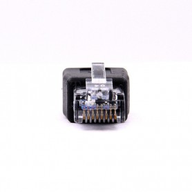 NedRo - RJ45 Male LAN Ethernet naar USB Female Adapter - USB adapters - AL984-C www.NedRo.nl