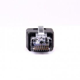 Oem - RJ45 Male LAN Ethernet to USB Female Adapter - USB adapters - AL984