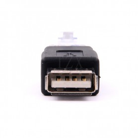 NedRo - RJ45 Male la USB Female LAN Ethernet Adapter - Adaptoare USB  - AL984 www.NedRo.ro