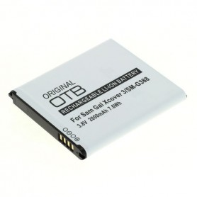 OTB - Battery for Samsung Galaxy XCover 3 SM-G388 - Samsung phone batteries - ON3721