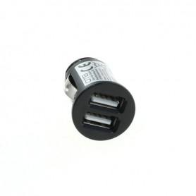 OTB - Auto-oplaadadapter USB - dubbele USB - 3.1A met Auto-ID - Aanstekerplugs - ON3733-C www.NedRo.nl