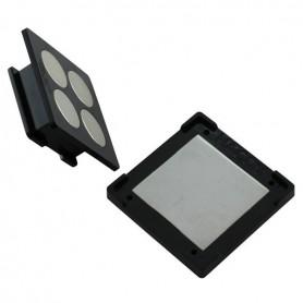 NedRo - Suport magnetic pentru suportul de bază Haicom cu placă magnetică - Suport telefon auto magnetic - ON3741-C www.NedRo.ro
