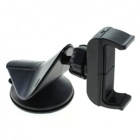 OTB - Haicom Universal Holder UH-001 for Smartphones up to 6 inch - black - Auto dashboard telefoonhouder - ON3746-C www.NedR...