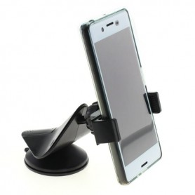OTB - Haicom Universal Holder UH-001 for Smartphones up to 6 inch - black - Auto dashboard telefoonhouder - ON3746 www.NedRo.nl
