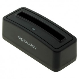 OTB, Digibuddy Akkuladestation 1301 compatible with the Samsung EB-575152 - black, Thuislader, ON3756, EtronixCenter.com