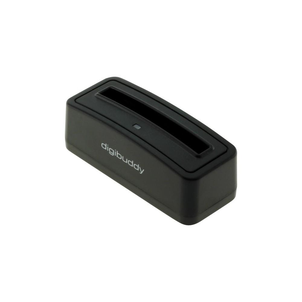 OTB - Akkumulátor töltő dokkoló Digibuddy 1301 kompatibilis Samsung EB575152-el - Hálózati töltő - ON3756-C www.NedRo.hu
