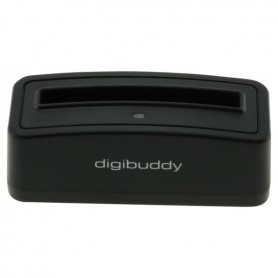 OTB, Digibuddy Akkuladestation 1301 compatible with the Samsung EB-575152 - black, Ac charger, ON3756, EtronixCenter.com